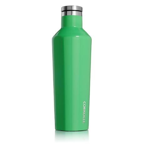 Corkcicle Gloss Caribbean Green Canteen 16 oz.