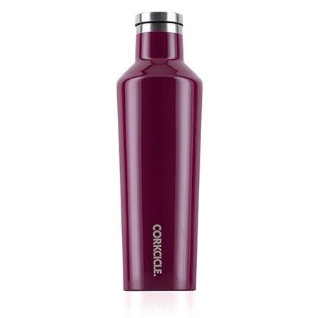 Corkcicle Gloss Merlot Canteen 16 oz.