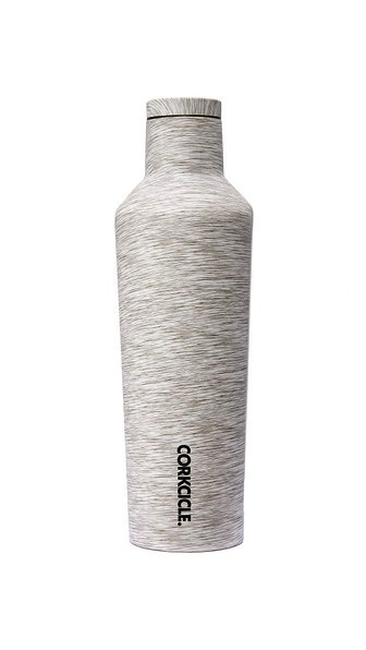 Corkcicle Heathered Grey Canteen 25oz.