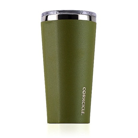 Corkcicle Waterman Olive Tumbler 16oz
