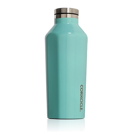 Corkcicle Gloss Turquoise Canteen 16oz.