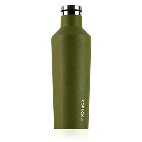Corkcicle Waterman Olive Canteen 16oz.