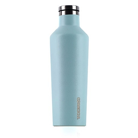 Corkcicle Waterman Seafoam Canteen 25oz.<br /> If water runs deep, if it&#039;s part of who you are--you&#039;re a Waterman. Our newest collection celebrates the spirit and resilience of those who live their life for the water--in six new colors and with a durable powder