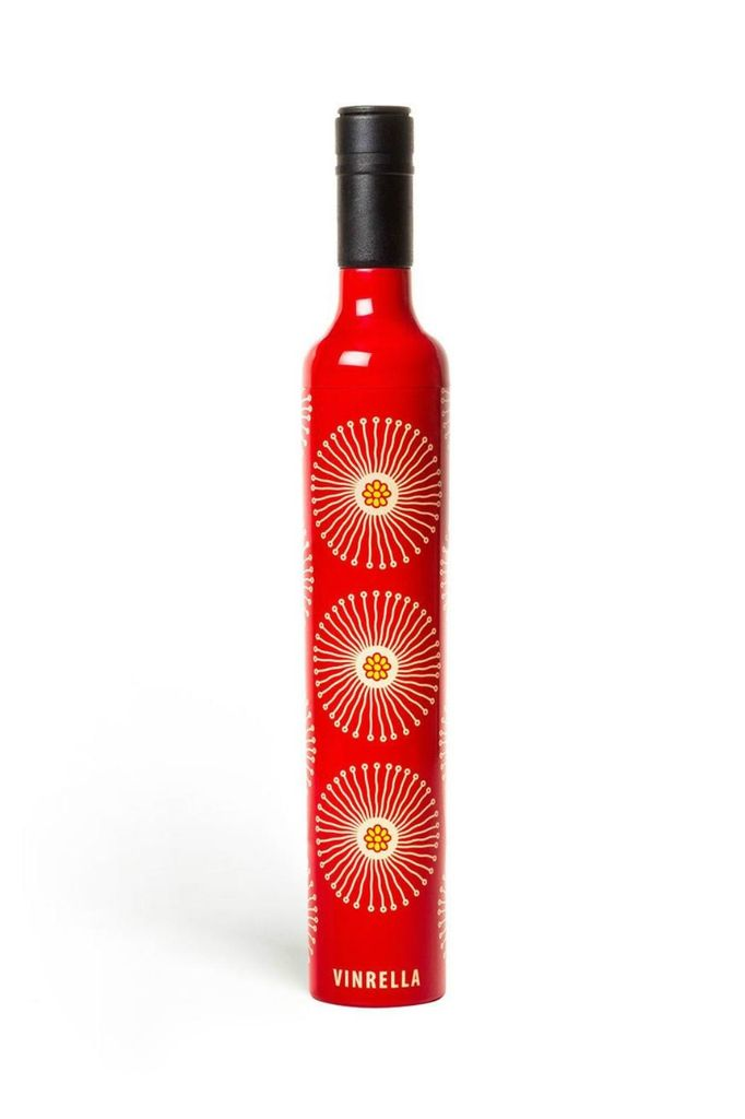 Vinrella Wine Bottle Umbrella - Flora