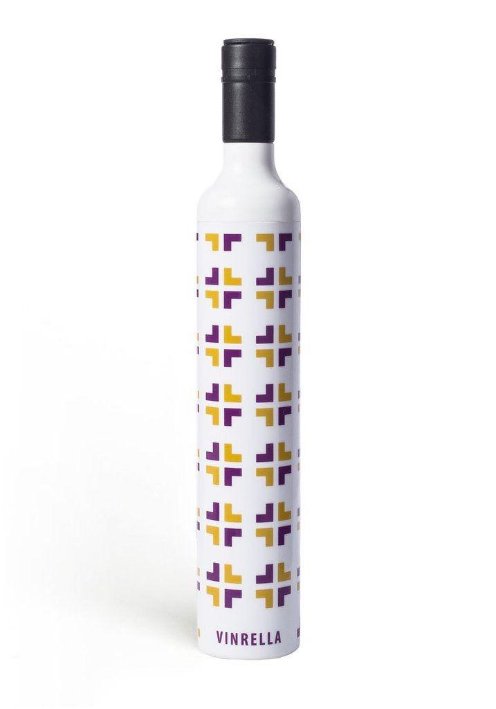 Vinrella Wine Bottle Umbrella - Corners