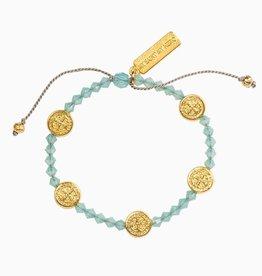 My Saint My Hero - Stellar Blessings Ocean Blessing Bracelet