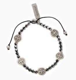 My Saint My Hero - Stellar Blessings Iridescent Blessing Bracelet