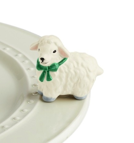 Nora Fleming - I Love Ewe Attachment