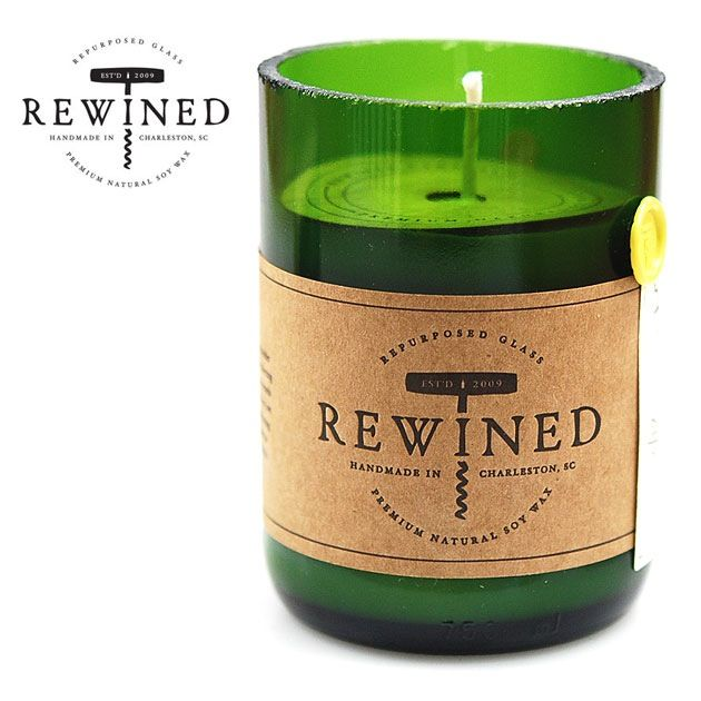 Pinot Grigio Rewined Candle