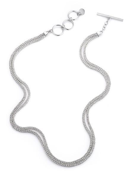 Lori Bonn Double Strand Starter Necklace