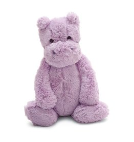 Jellycat Bashful Lilac Hippo Medium