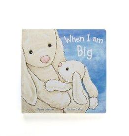 Jellycat When I Am Big Board Book