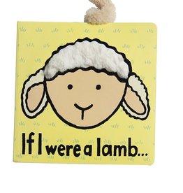 Jellycat Book If I Were A Lamb