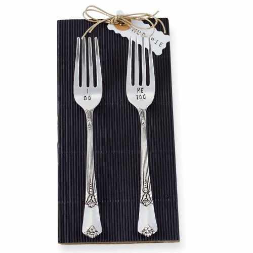 Wedding Cake Forks (Set of 2)