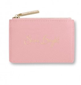 Katie Loxton Card Holder - Shine Bright