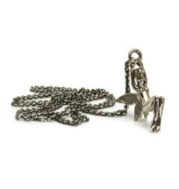 TROLLBEADS - Necklace Silver Fantasy/Fairy 27.6 inch