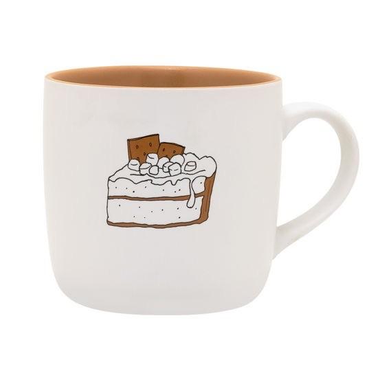 About Face Designs: S,Mores Mug Cake