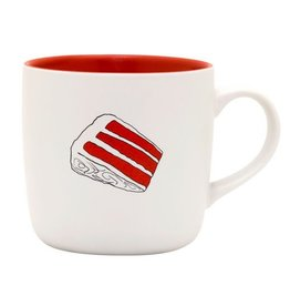About Face Designs: Red Velvet Mug Cake