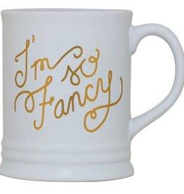 About Face Designs: I'm So Fancy Mug