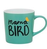 About Face Designs: Mama Bird Mug