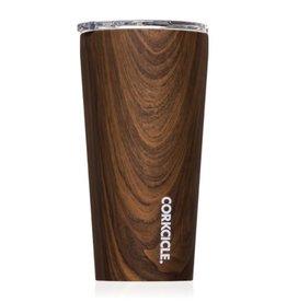 Corkcicle Walnut Wood Tumbler 16 oz