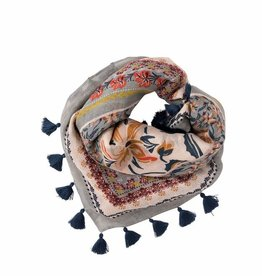 Spartina 449 Retreat Genevieve Square Scarf