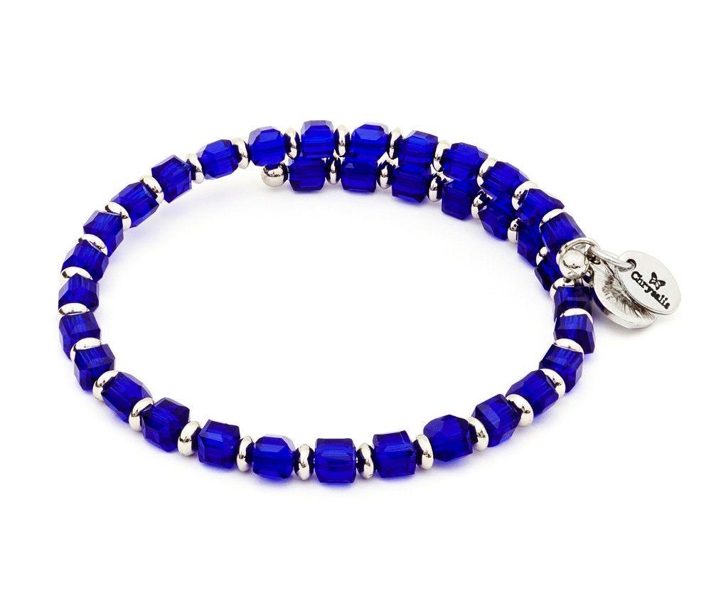 Chrysalis -GAIA Collection-Wrap-Earth-Blue Bangle