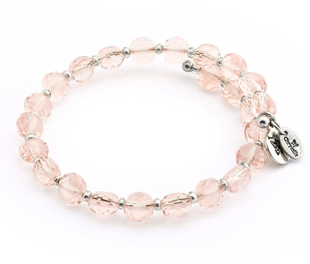 Chrysalis -GAIA Collection-Wrap-Rainbow Pink Bangle