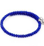 Chrysalis -GAIA Collection-Wrap-Sun Blue Opaque Bangle