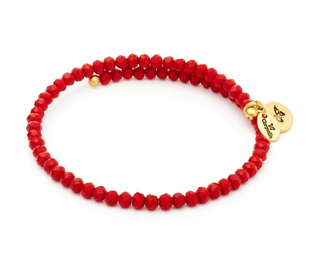 Chrysalis -GAIA Collection-Wrap-Sun Red Bangle