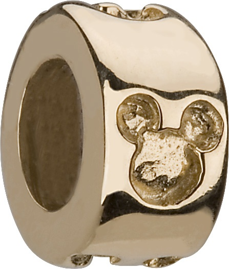 Chamilia Disney - Gold Engraved Mickey