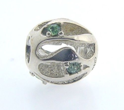 Chamilia Sterling Silver Green Tide