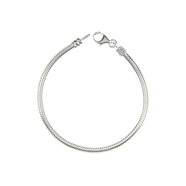Chamilia Basic Plain Bracelet (20.1 cm/ 7.9 in)