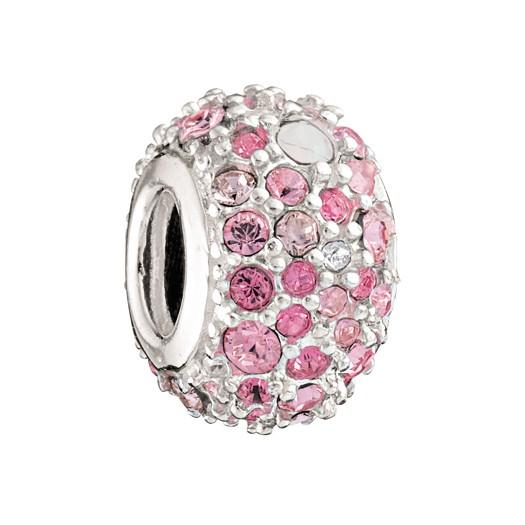 Chamilia Jeweled Kaleidoscope- Pink Swarovski