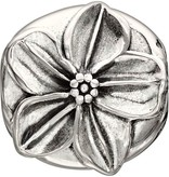 Chamilia Sterling Silver - Flower of the Month - September Forget Me Not