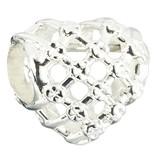 Chamilia Sterling Silver - Woven Heart