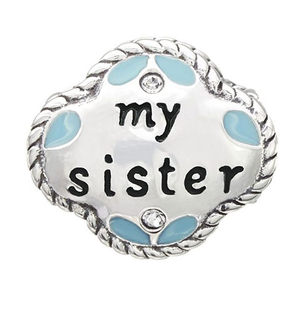 Chamilia My Sister, My Friend - Sterling Silver