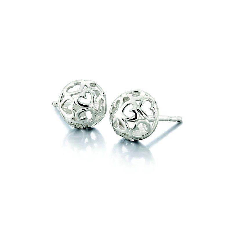 Chamilia Delicate Hearts Earrings