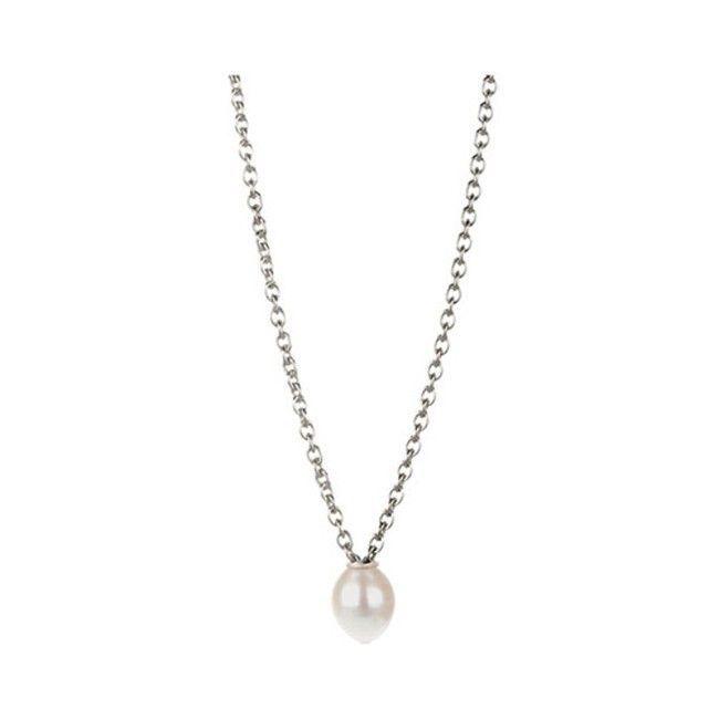 Chamilia 36 Necklace - Drop Chain Pearl