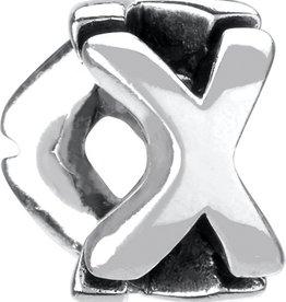Chamilia Letter X
