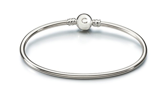 Chamilia Signature Brilliance Bangle - Small