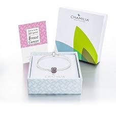 Chamilia GIVE BACK - Breast Cancer Gift Set