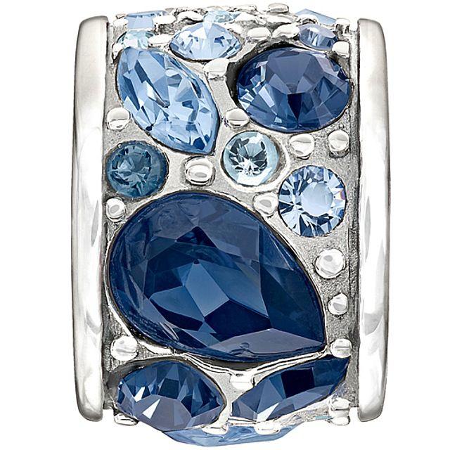 Chamilia Mosaic - Blue Swarovski
