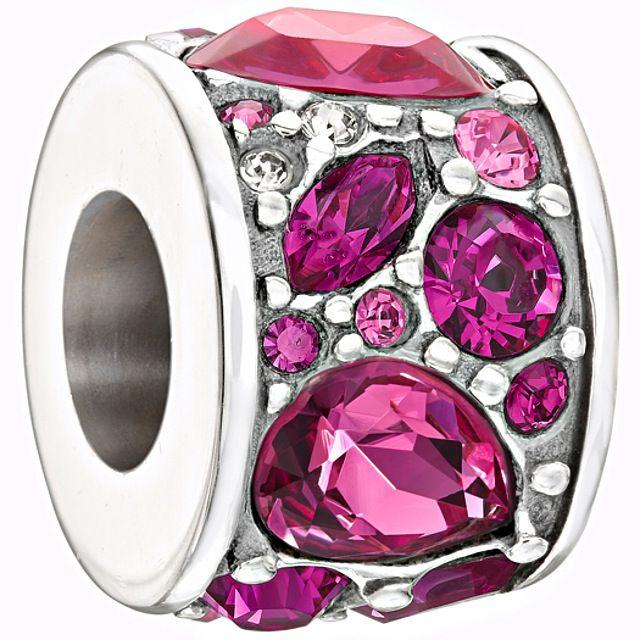 Chamilia Mosaic - Pink Swarovski