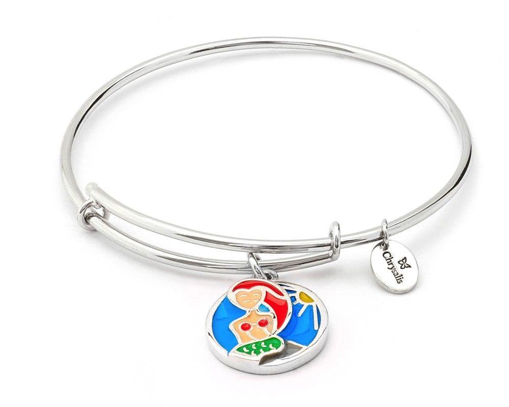 Chrysalis Brass Mermaid Bracelet