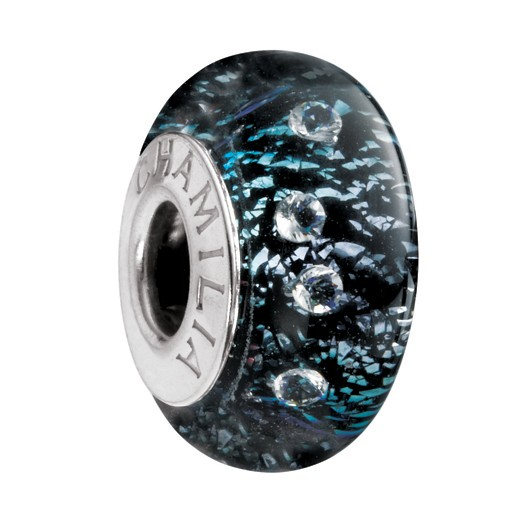 Chamilia Radiance Collection- Black Shine
