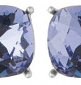Spartina 449 Sea La Vie Stud Earrings Inspired/Tanzanite