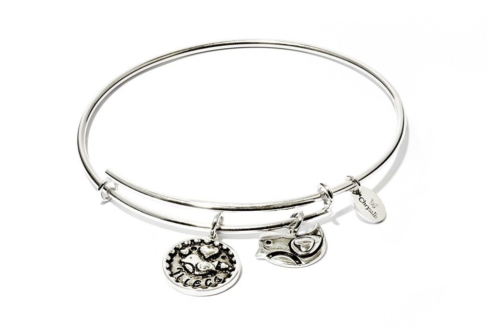 Chrysalis Friends & Family Collection - Niece - Standard Size - Silver