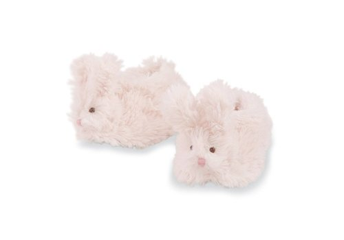 Plush Bunny Booties