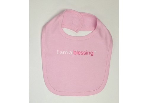 Notes To Self, llc Notes To Self® 'I am a blessing'™ Bib